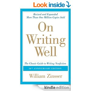 Zinnser, writing to learn